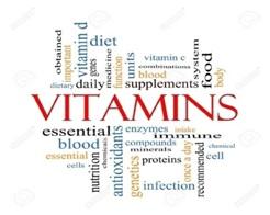l'importanza delle vitamine
