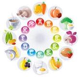 le vitamine nei cibi